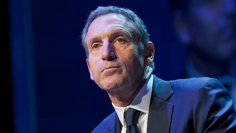 In His New Role, Legendary Starbucks CEO Howard Schultz Will Only Make $1 a Year