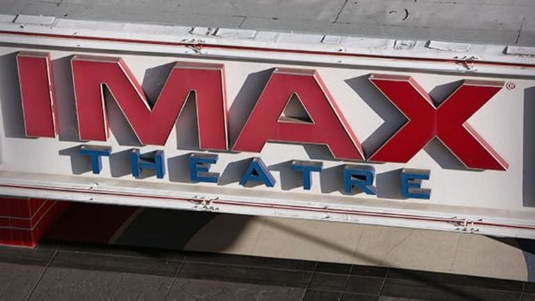 Imax Not Expected to Shine Brightly in Earnings Report