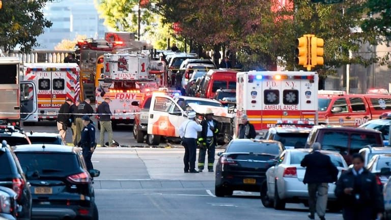 Tuesday's Manhattan Terror Attack Sends Gun Stocks Higher