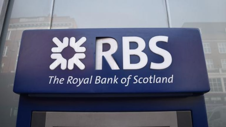 RBS Clinches Last Minute Settlement With Holdout Shareholders