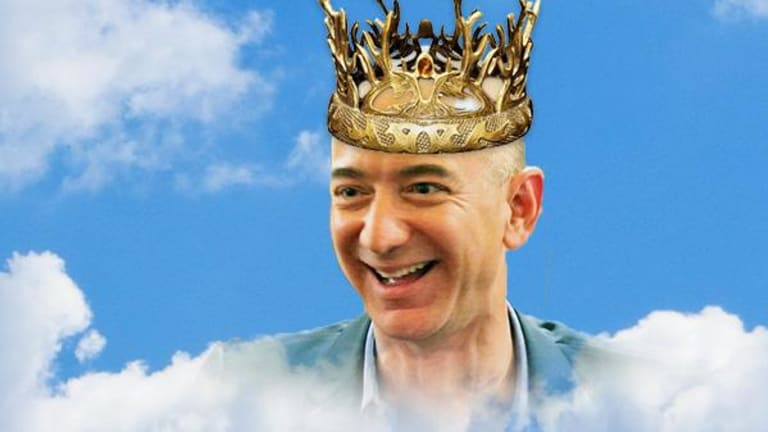 This Is How Amazon's Jeff Bezos Surpassed Bill Gates to Become the Richest Person on the Planet