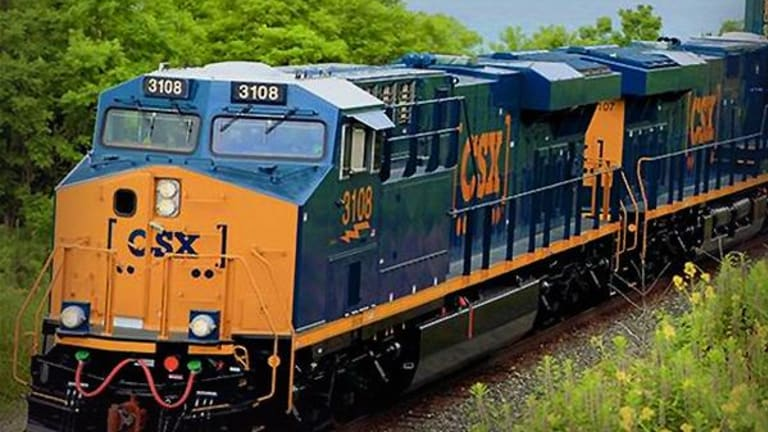 The Transport Stocks Are Getting Run Over And It's Unnerving, Jim Cramer Explains