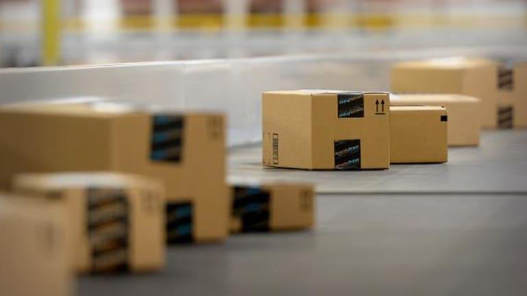 Amazon Makes Strong Push Into U.K. Warehouse Real Estate