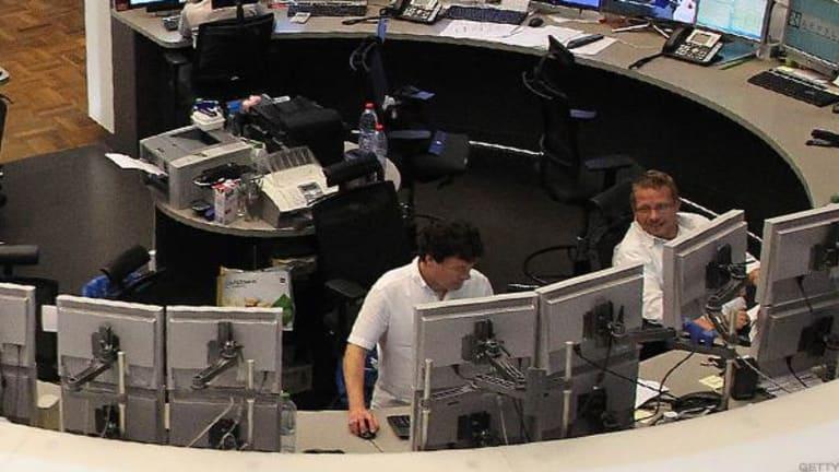 European Stocks Rebound Following Trump Rout