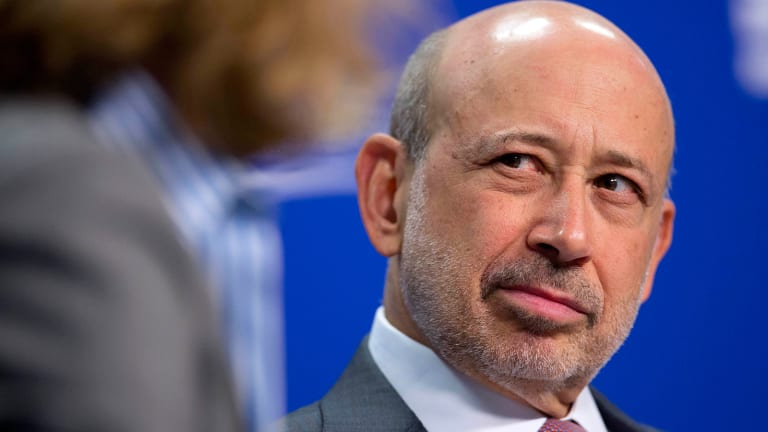 8 Reasons Goldman Sachs CEO Has Every Reason to Be Terrified of Stock Market