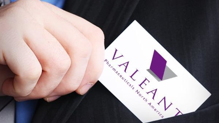 Valeant Launches Loan Offering Days After Paying Down $1.1 Billion in Debt