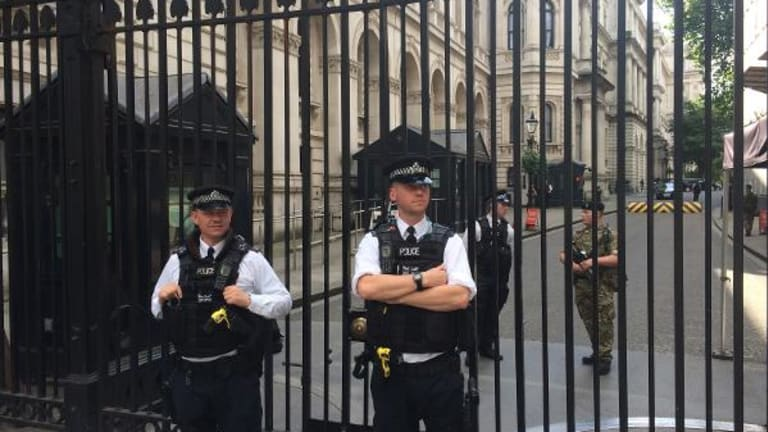 Manchester Police Say Scene of Earlier Bomb Scare Now Declared Safe