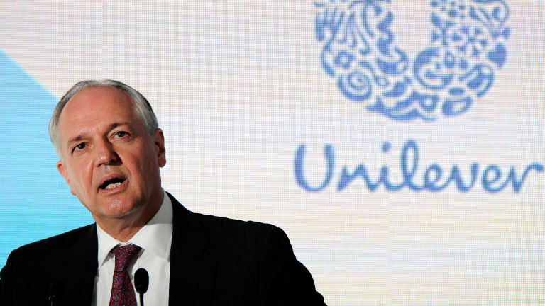 Unilever Shares Gain As Strategic Review Deadline Approaches