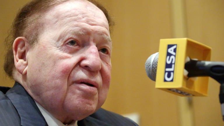 Israeli Officials Question Las Vegas Sands' Adelson as Part of Netanyahu Probe