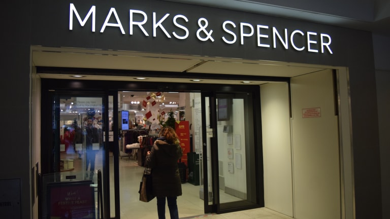 Marks & Spencer Stock Tops FTSE After Solid Christmas Sales