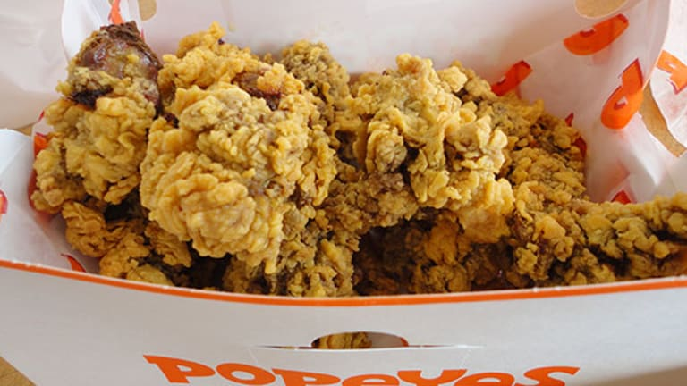 What Popeyes Just Shared Explains Why It Needed to Quickly Sell Itself to Burger King