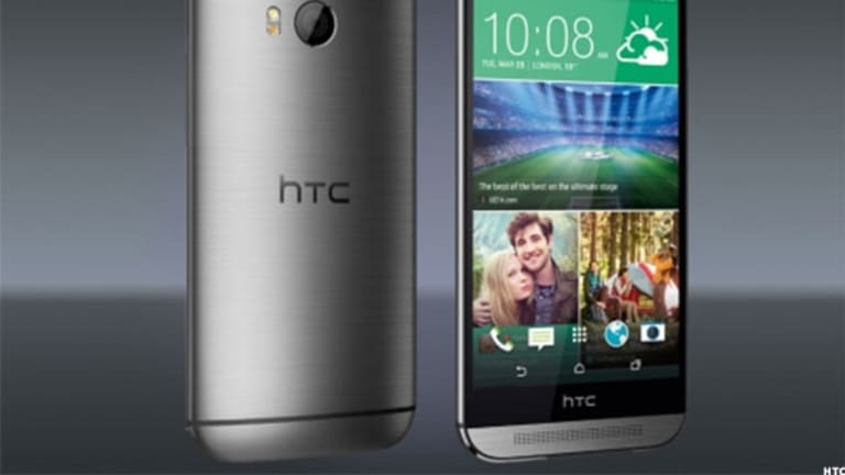 Google Close to Deal for Part of Smartphone Maker HTC