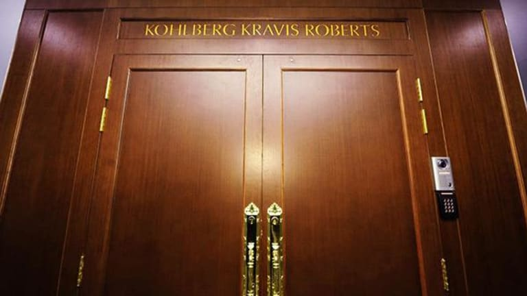 Private Briefing: KKR's Healthcare Deal Spree