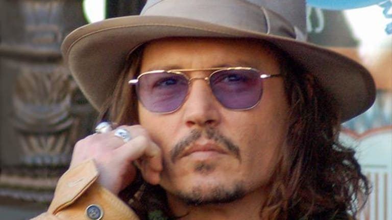 10 Things to Buy With What Johnny Depp Spends a Month