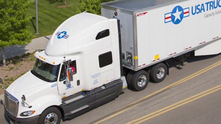 USA Truck's Troubles Could Invite Activist Scrutiny, Again