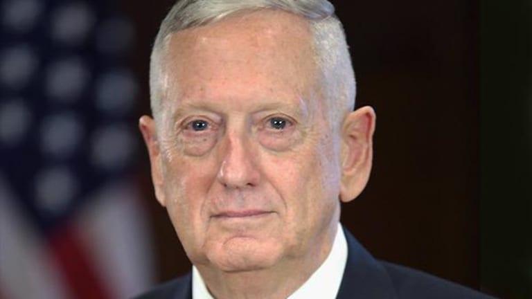 Mattis: North Korea Has 'Got to Be Stopped'