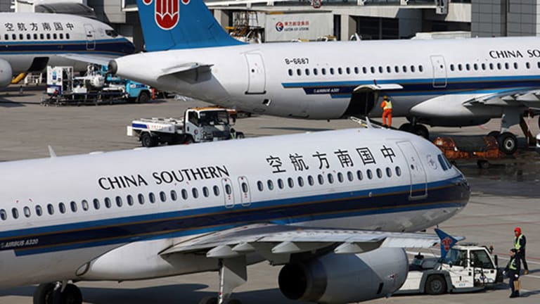 American Airlines Mulls $200M China Southern Investment - Report