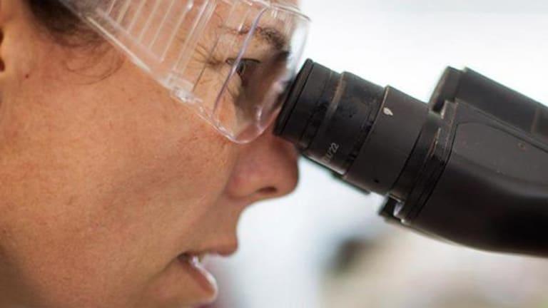 Regeneron Soars After Eye Drug Competitor Novartis Releases Positive Data