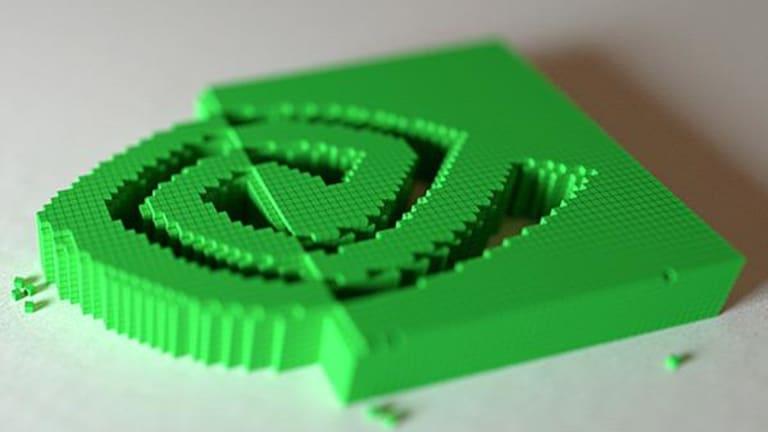 Nvidia Inspires Chipmaker Gains but Rest of Tech Gets Left Behind