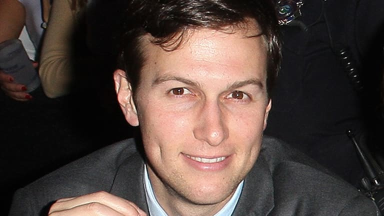 Jared Kushner Says He Didn't Secretly Collude With Any Foreign Government
