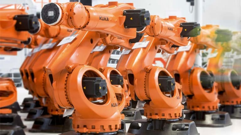 Bringing Jobs Back to the U.S.--For Robots, but Still Jobs