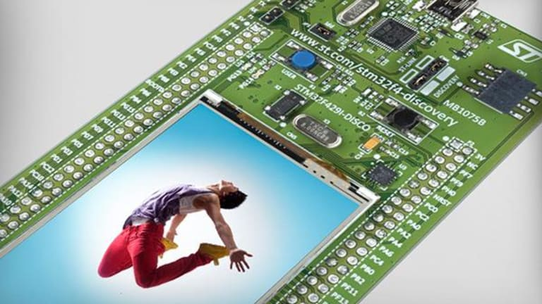 STMicroelectronics, Intercept Pharmaceuticals: 'Mad Money' Lightning Round