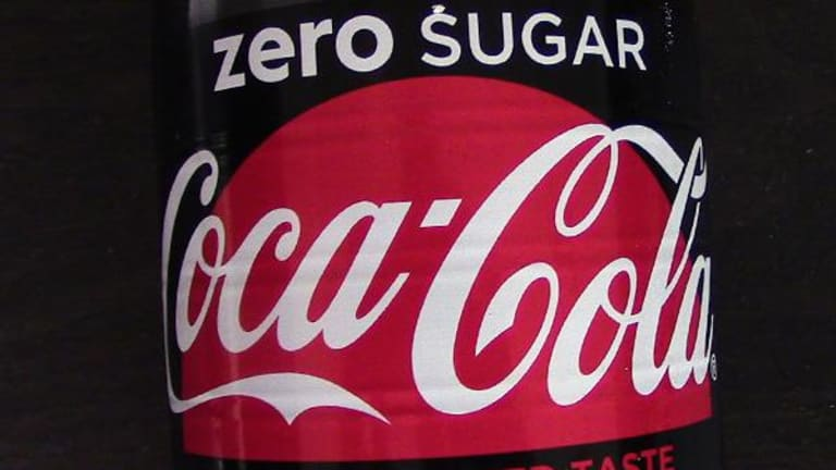 So Long, Coke Zero: Coca-Cola Unveils New Zero-Sugar Product