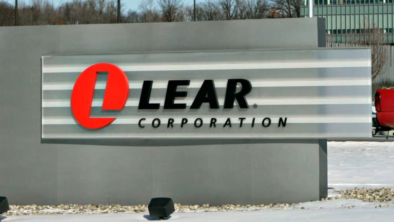 Lear Corp. Stock Rises Following Baird Upgrade