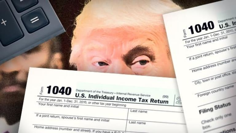 Market Recon: You Know That 'Phenomenal' Tax Reform? It Better Be