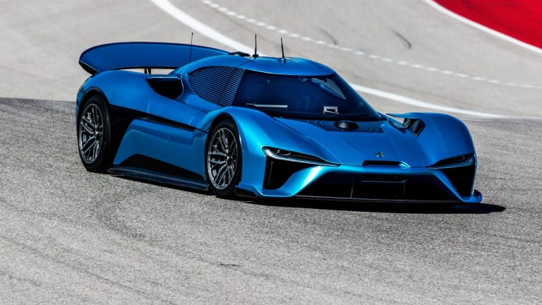 Everyone at SXSW Is Also Talking About the Nio, the Fastest Autonomous Car in the World