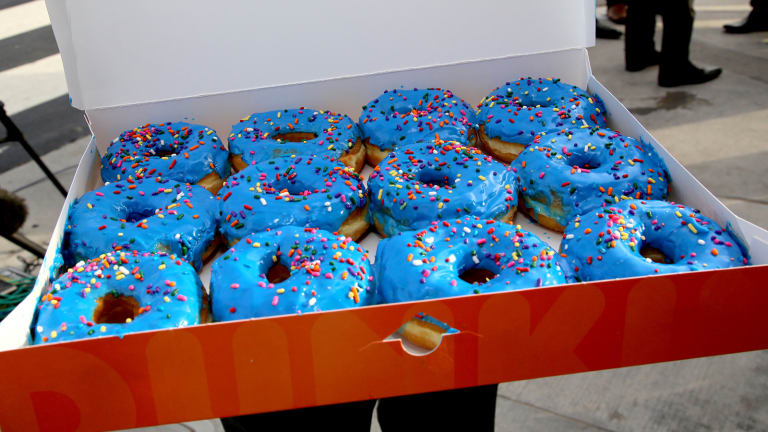 Dunkin' Donuts Will See a Shocking Profit Boost From New Tax Law