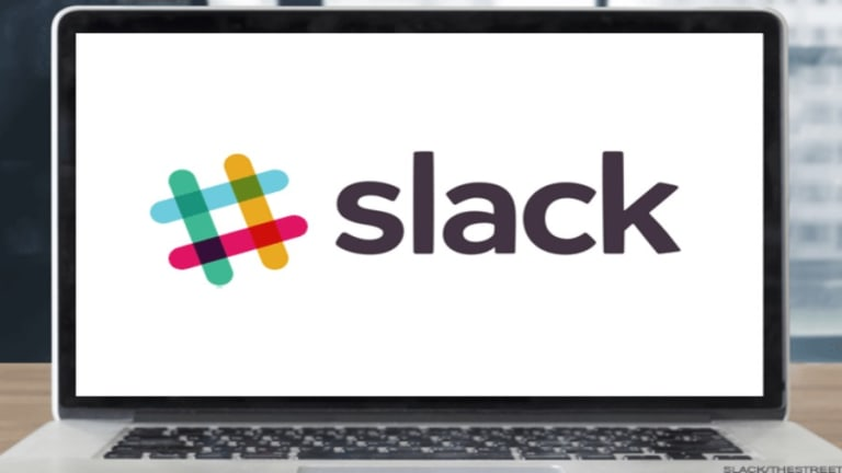 Is Slack Stock Set to 'Work' on the Long Side?