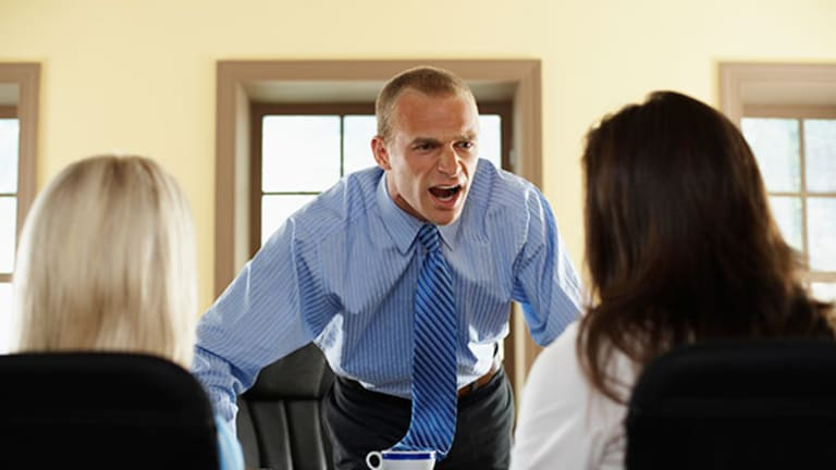 Got a Mouth Like Mooch? Why Swearing at Work Could Get You Fired