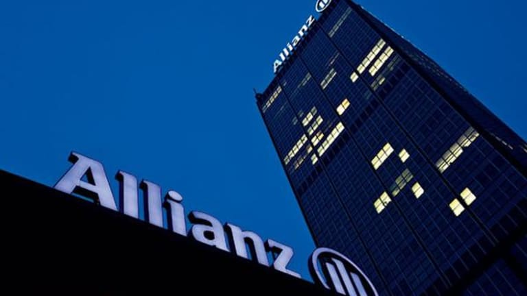 Allianz Tops One-Year High After First-Ever Share Buyback, Dividend Increase