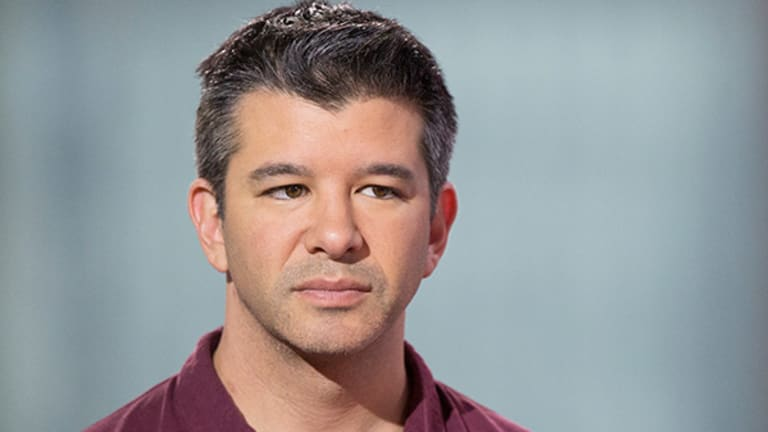 Benchmark Capital Files Suit Against Former Uber CEO Travis Kalanick