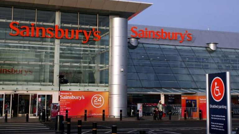 Sainsbury's Sees Full-Year Profits Top Forecast Amid Cost Cuts In a 'Challenging Market'