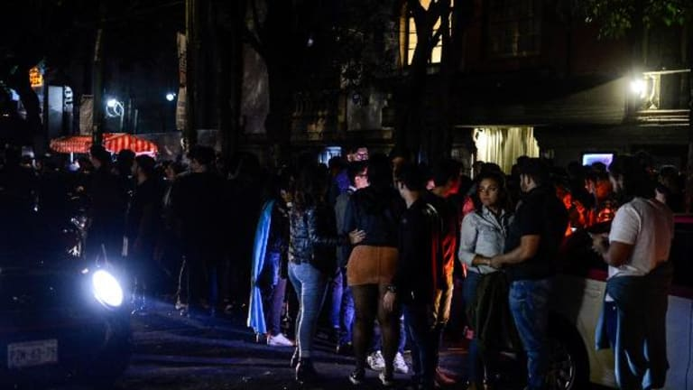 Powerful Mexico City Earthquake Claims Over 215 Lives