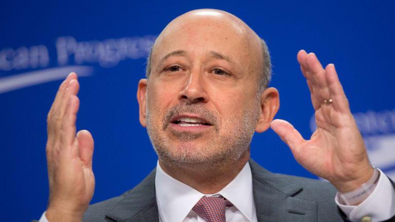 Time for Goldman Sachs CEO Lloyd Blankfein to Go, Wall Street Veteran Says