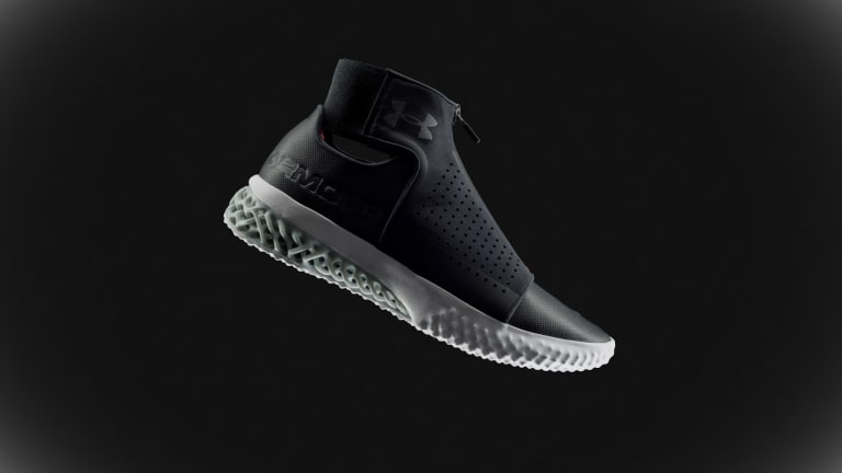 Under Armour Just Released $300 Sneakers That May Be Its Coolest Looking Ones Ever