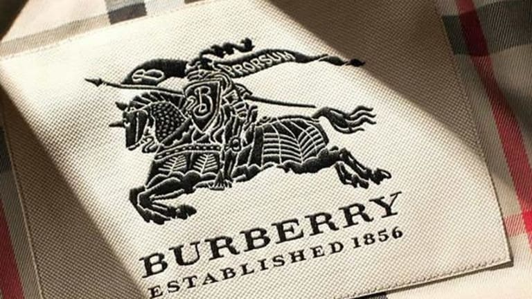 Burberry Shares Gain As Billionaire Albert Frere Ups Stake