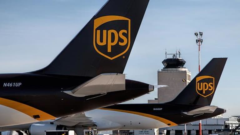 UPS Teams With China's S.F. Express for China, U.S. Shipping