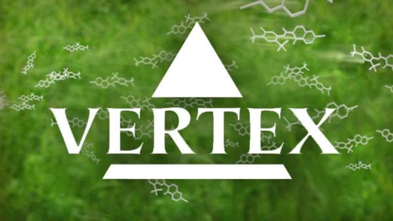 Vertex Pharmaceuticals: Looking East, West and to the Quants