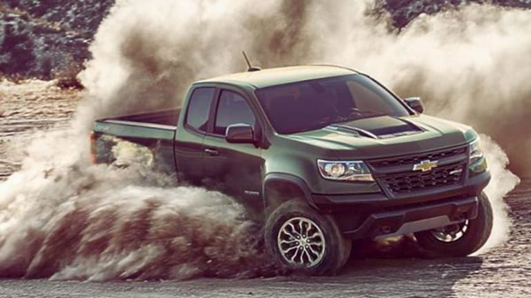 Through Mud and Over Boulders, Chevy ZR2 Further Entrenches GM's Profitable Truck Business