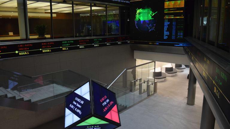 European Stocks Mixed as Italy Banks Fall, Randgold Supports FTSE 100