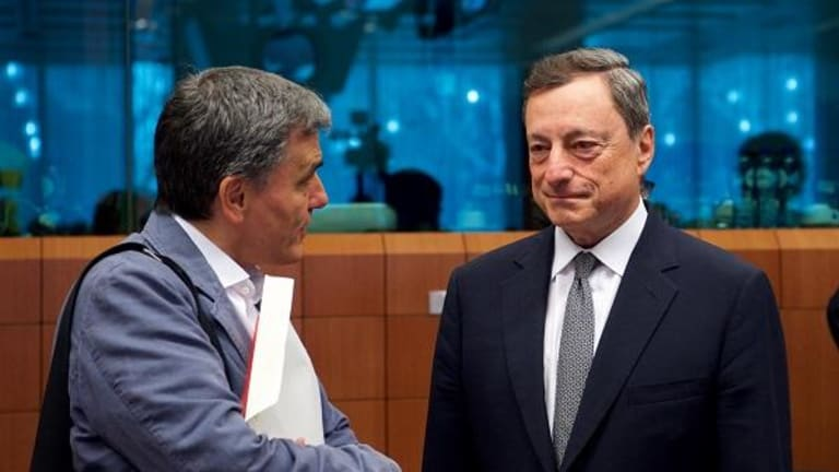 Eurozone Inflation Has Ground to a Halt -- Here's How That Complicates Life for Mario Draghi