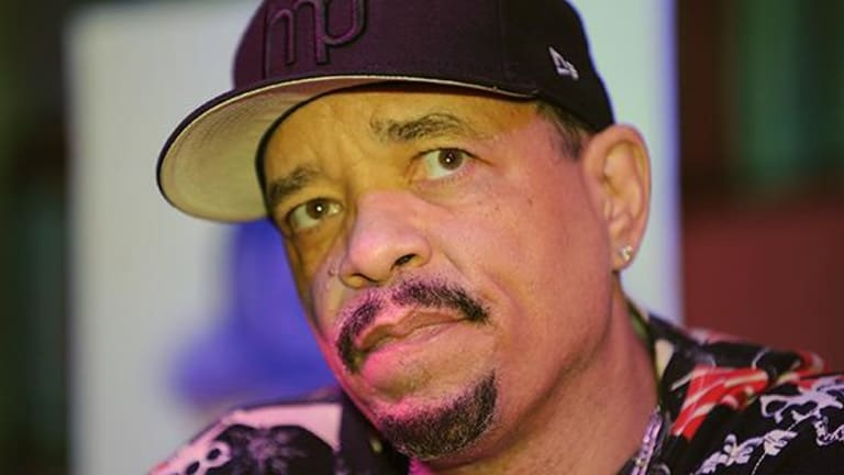 What Law & Order's Ice-T Has Learned From Chilling With Billionaires Richard Branson and Mark Cuban