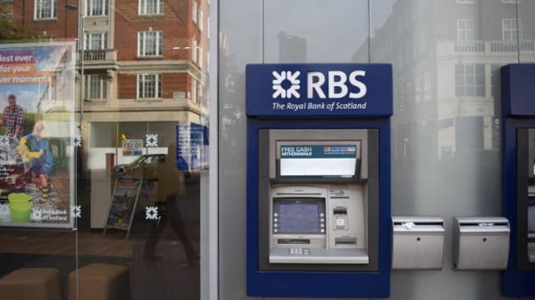 RBS Confirms $3.8 Billion DoJ Provision; Will Take Hit in Full-Year Earnings
