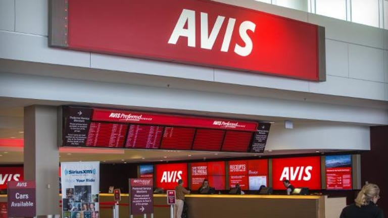 Avis Shares Hit The Gas on Word of Deal With Google's Waymo