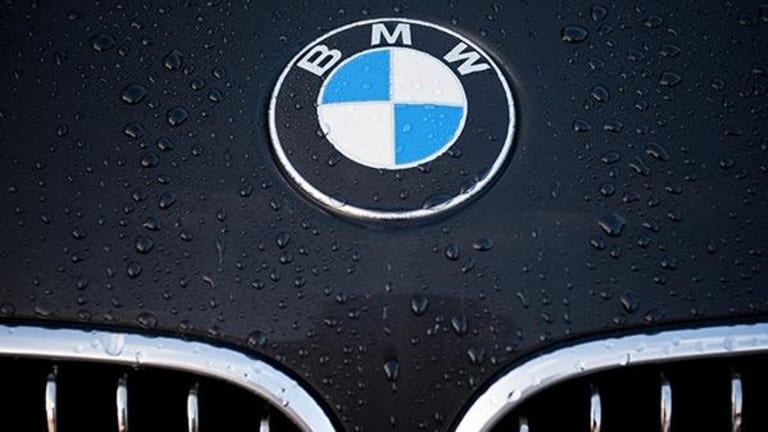 BMW Shares Rise After Taking Luxury Car Fightback to China
