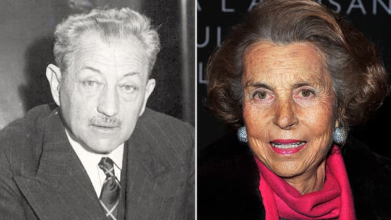 L'Oreal Heiress, World's Richest Woman Liliane Bettencourt Dies at 94